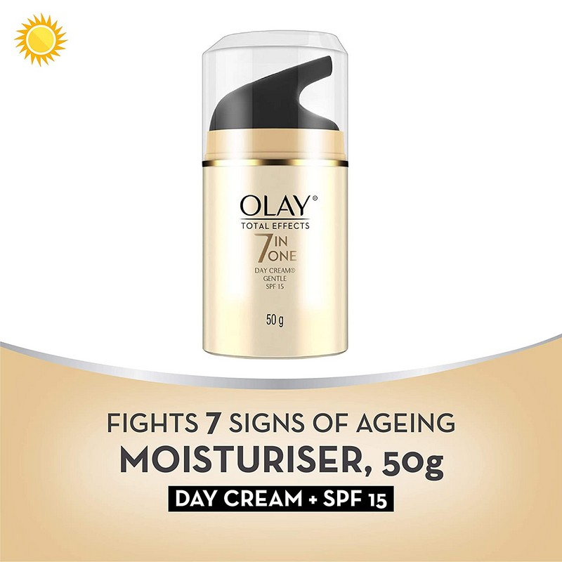 Olay Total Effects 7 In One Anti Ageing Gentle Day Cream SPF15 50gm