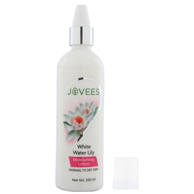 Jovees Moisturizing Lotion White Water Lily 200ml