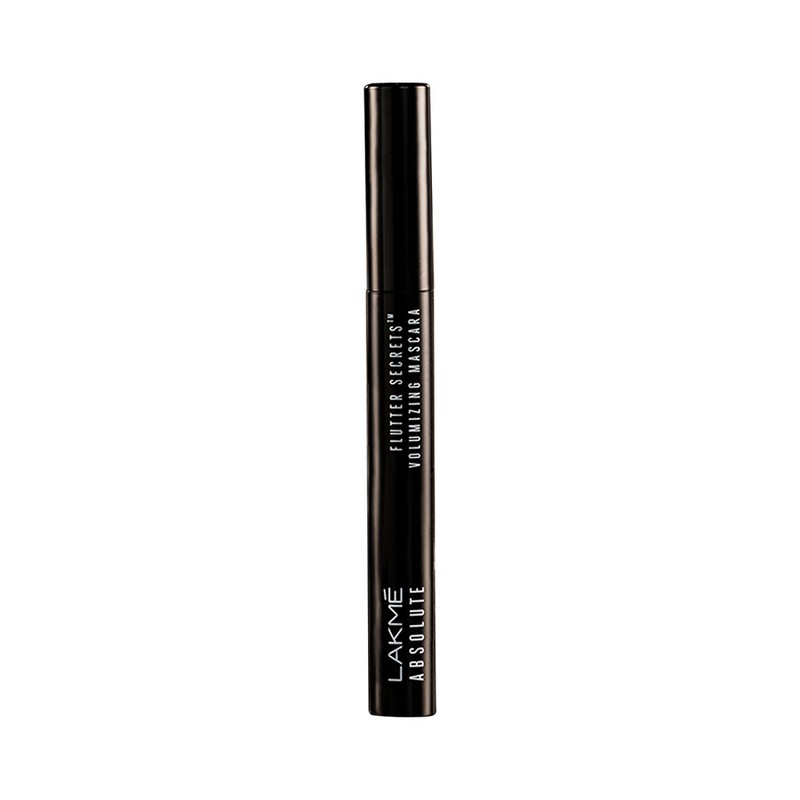 Lakme Absolute Flutter Secrets Volumizing Mascara Black 7ml