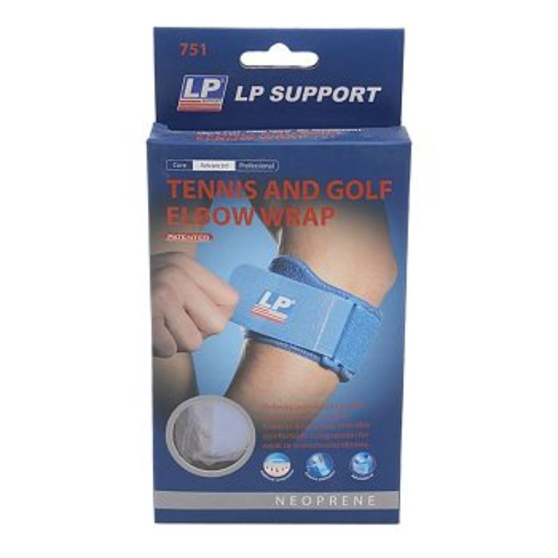 LP Support Tennis & Golf Elbow Wrap 751