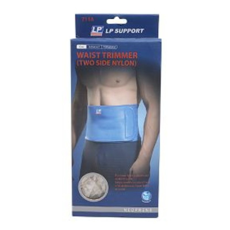 LP Support Delux Waist Trimmer 2 Sided Nylon 711A