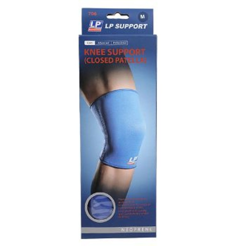 LP Support Neoprene Knee Support Small Size 706