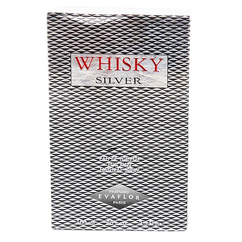 Evaflor Whisky Silver Eau De Toilette 100ml
