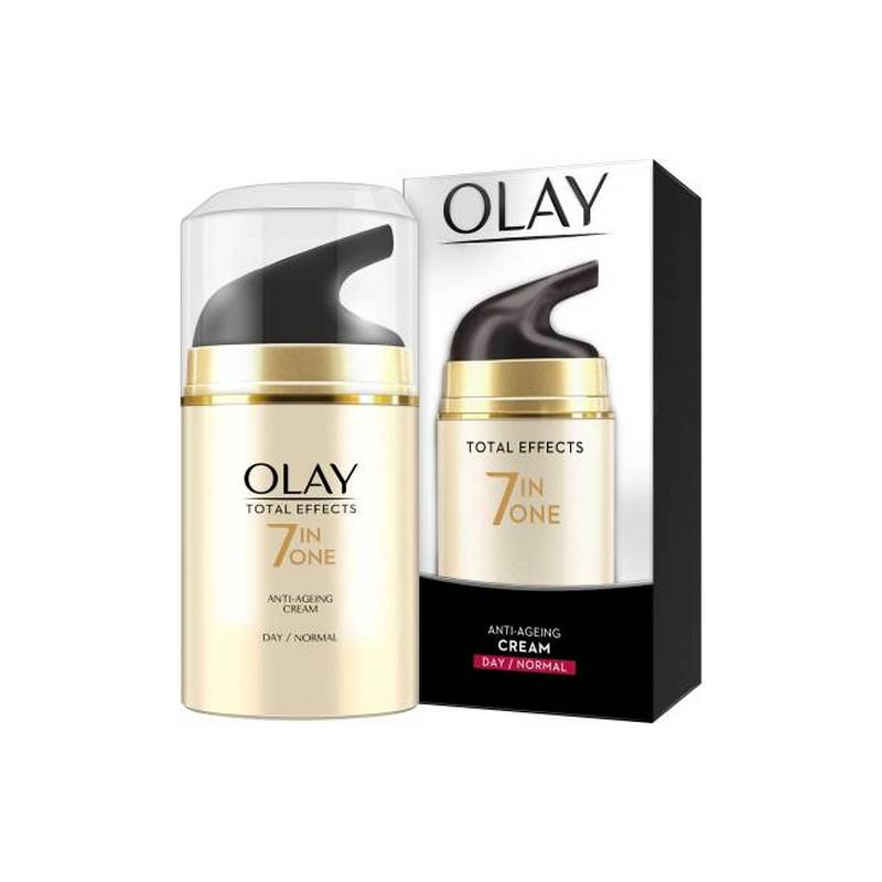 Olay Total Effects 7 In One Anti-Ageing Day Cream 20gm