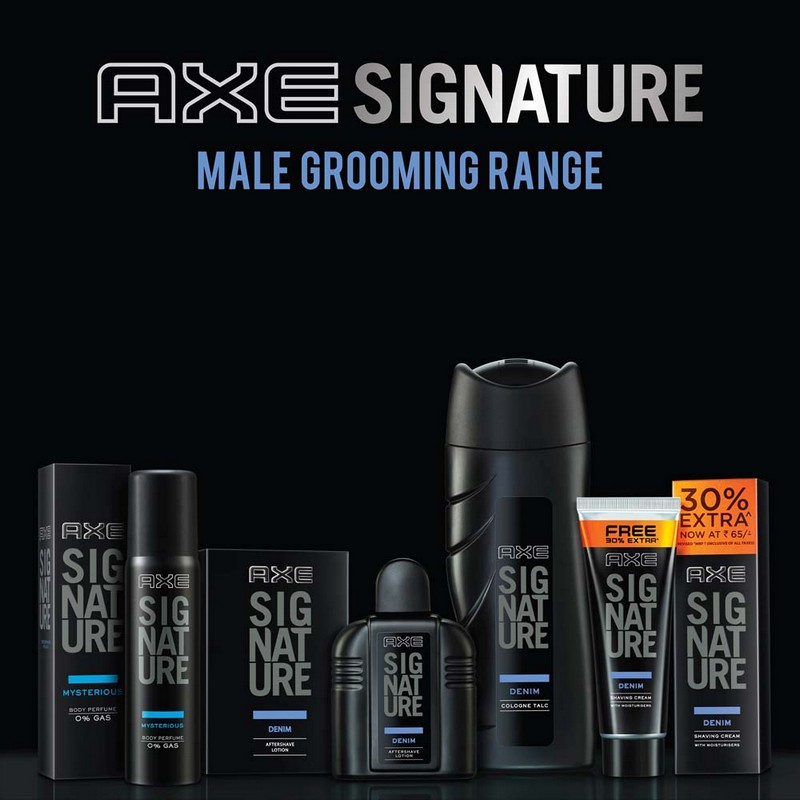 AXE Signature Dark Temptation After Shave Lotion 100ml