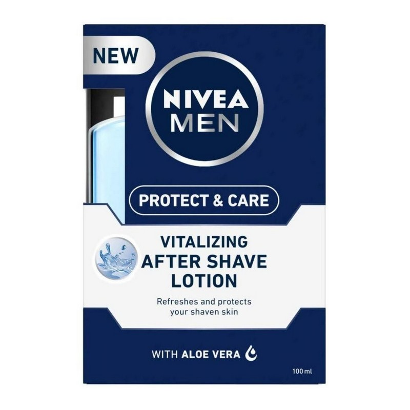 Nivea Men Protect & Care Vitalizing After Shave Lotion 100ml