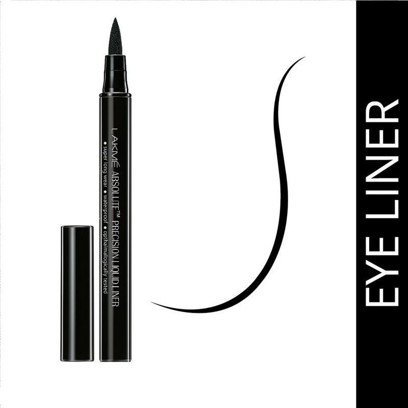 Hasil gambar untuk Eyeliner pensil lakme