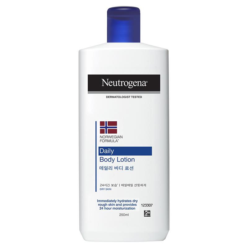 Neutrogena Norwegian Formula Body moisturiser 250ml