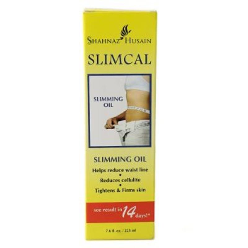 Shahnaz Husain Slimcal Slimming Oil 200ml