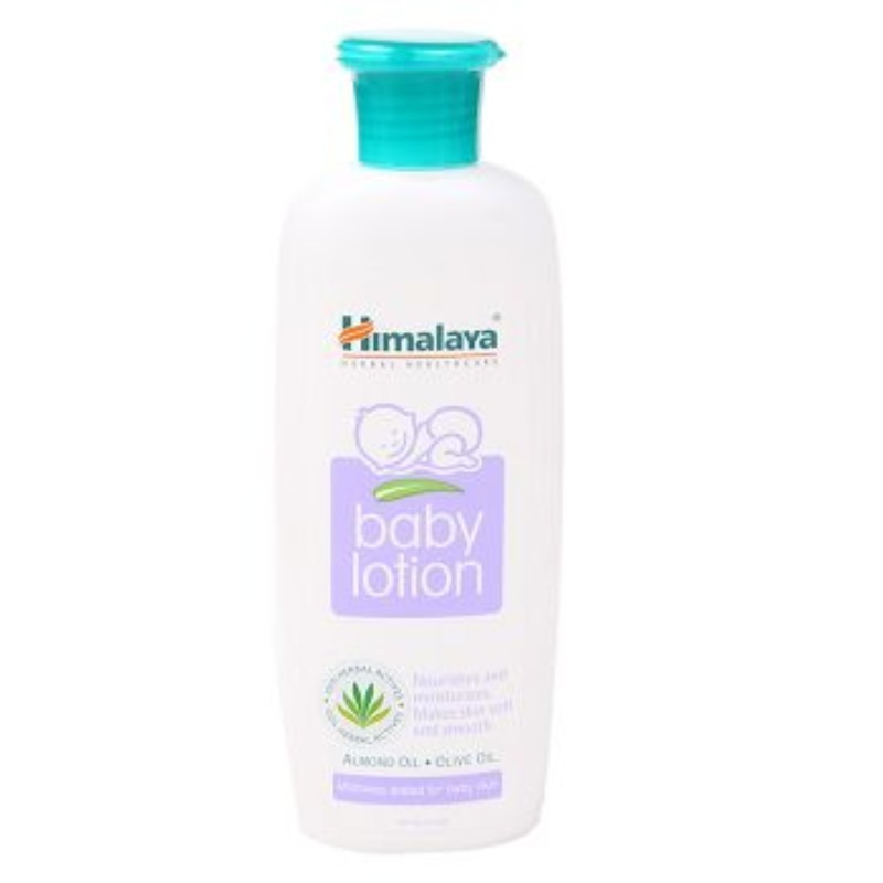 Himalaya Baby Lotion Almond & Olive Oil 200ml