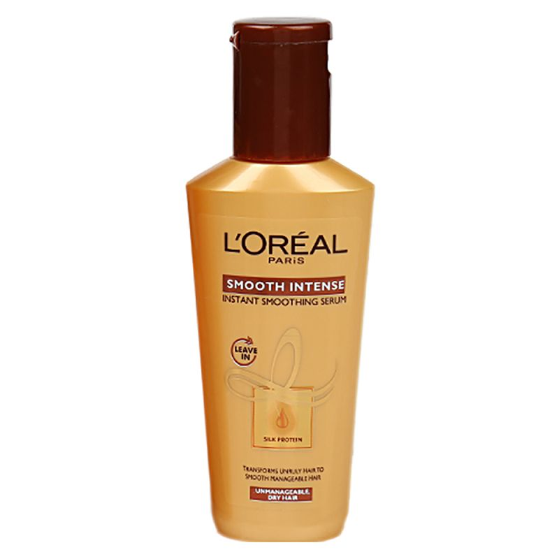 L'Oreal Paris Hair Smooth Intense Serum 100ml