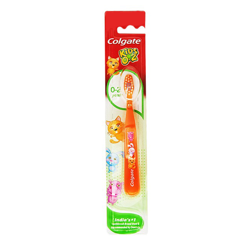 Colgate Kids Extra Soft Toothbrush For 0-2 Years