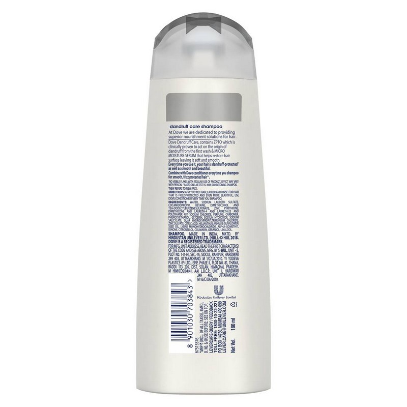 Dove Dandruff Care Shampoo 180ml