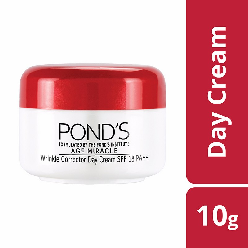 POND'S Age Miracle Wrinkle Corrector Day Cream SPF18 PA++ 10gm
