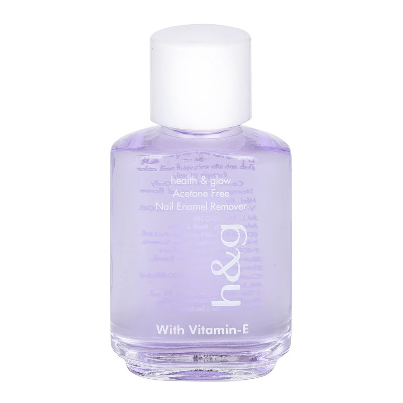 Buy Health Glow Acetone Free Nail Colour Remover Health Glow