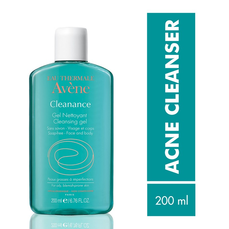 Eau Thermale Avene Cleanance Cleansing Gel 200ml