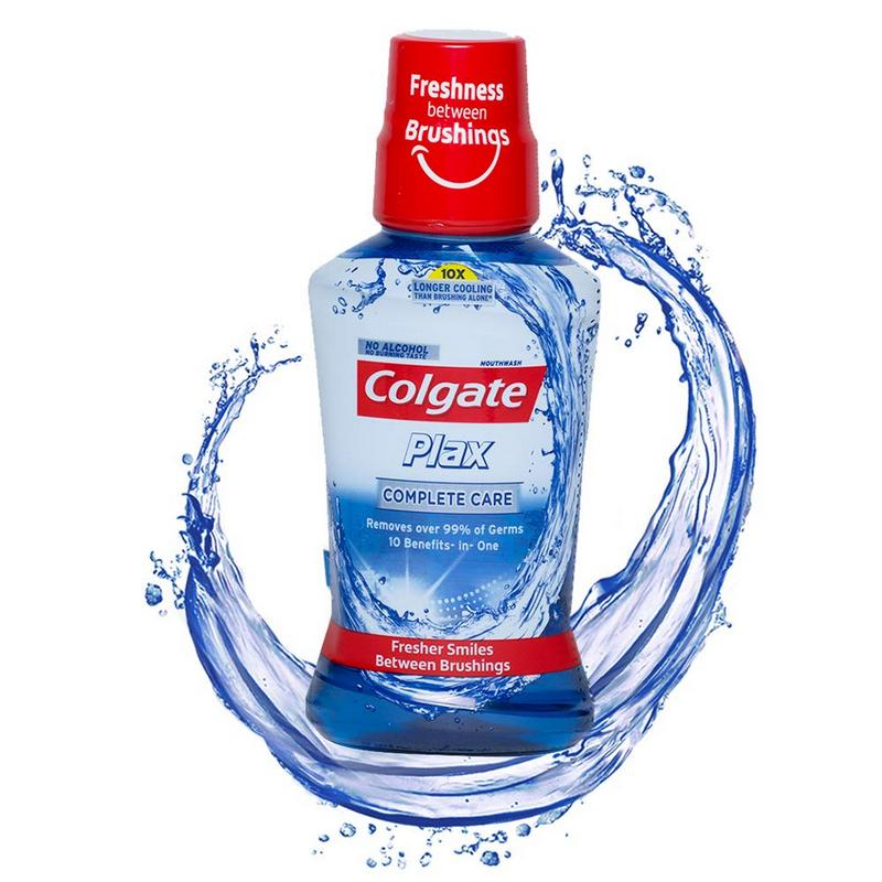 Colgate Plax Complete Care Mouth Wash 250ml