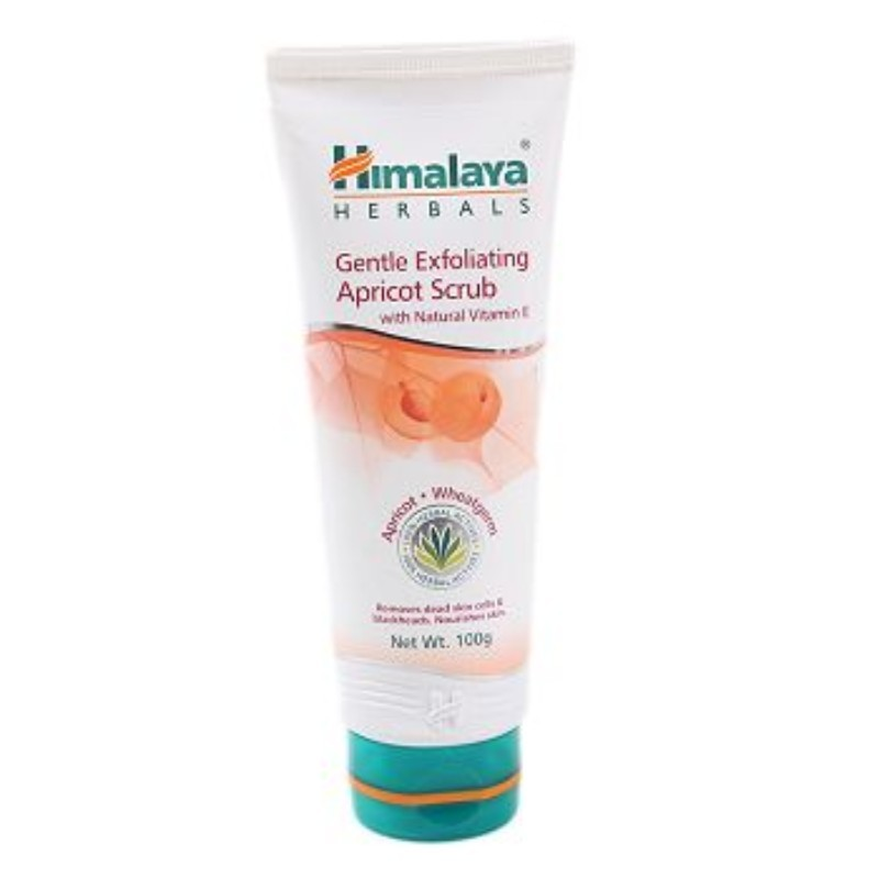 Himalaya Gentle Exfoliating Apricot Scrub 100gm