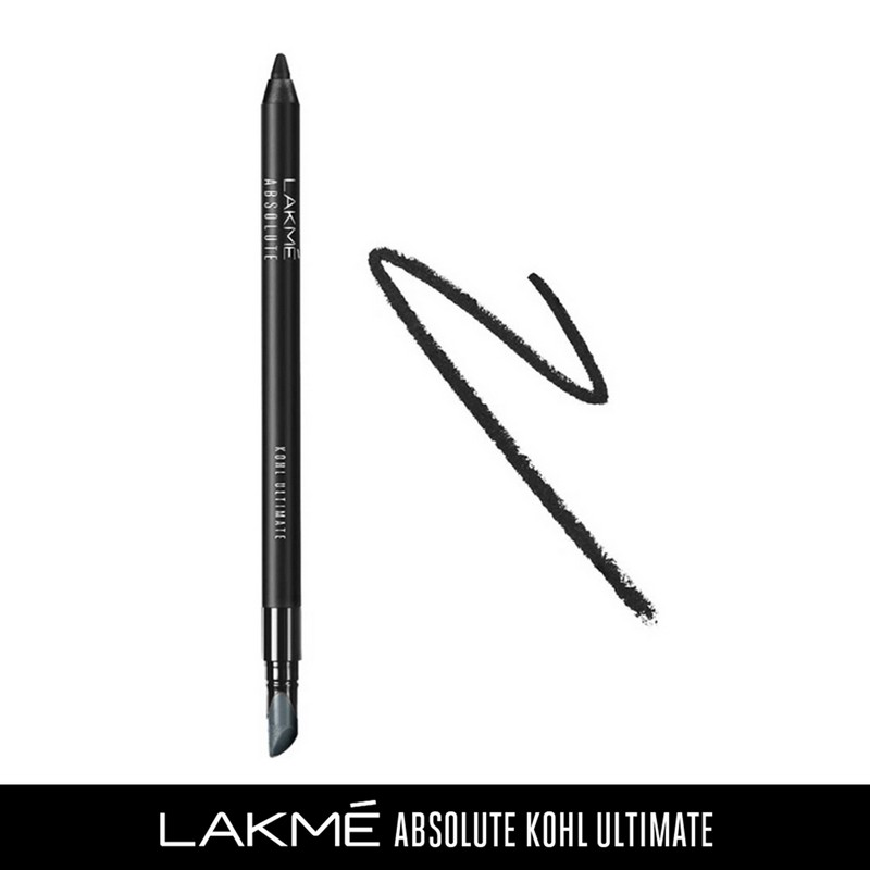 Lakme Absolute Kohl Ultimate Kajal 1.2gm