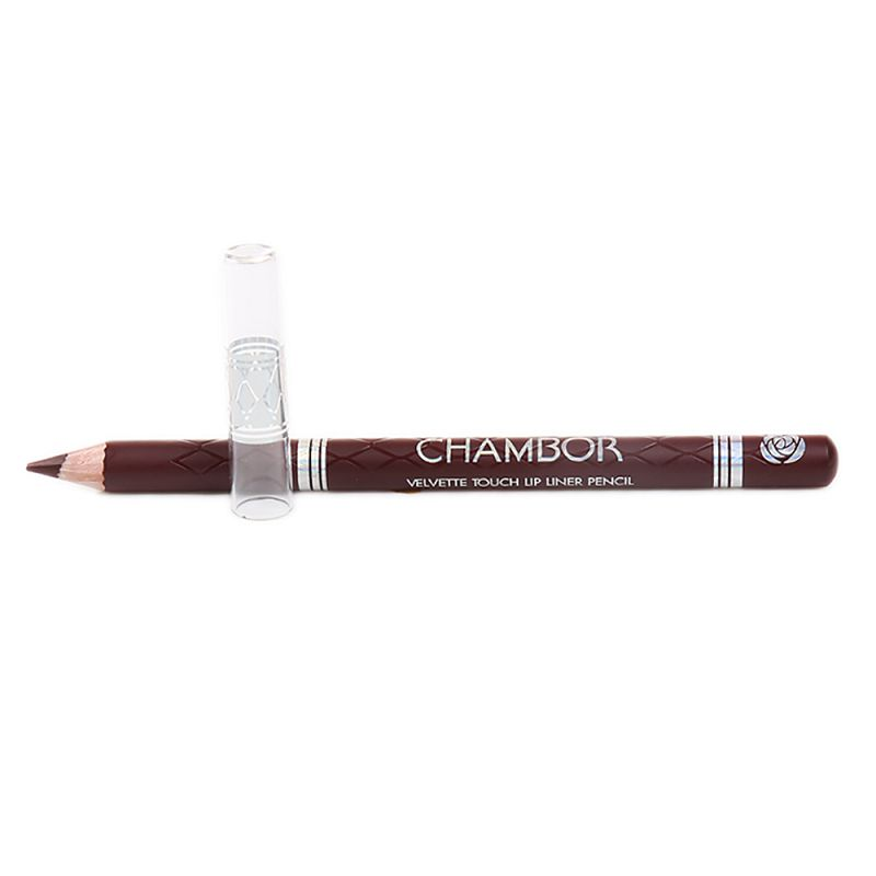 Chambor Velvette Touch Lip Liner Pencil Pink 13
