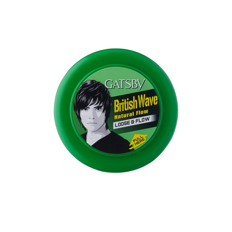 Gatsby Styling Wax Lose And Spikes For Men 75gm