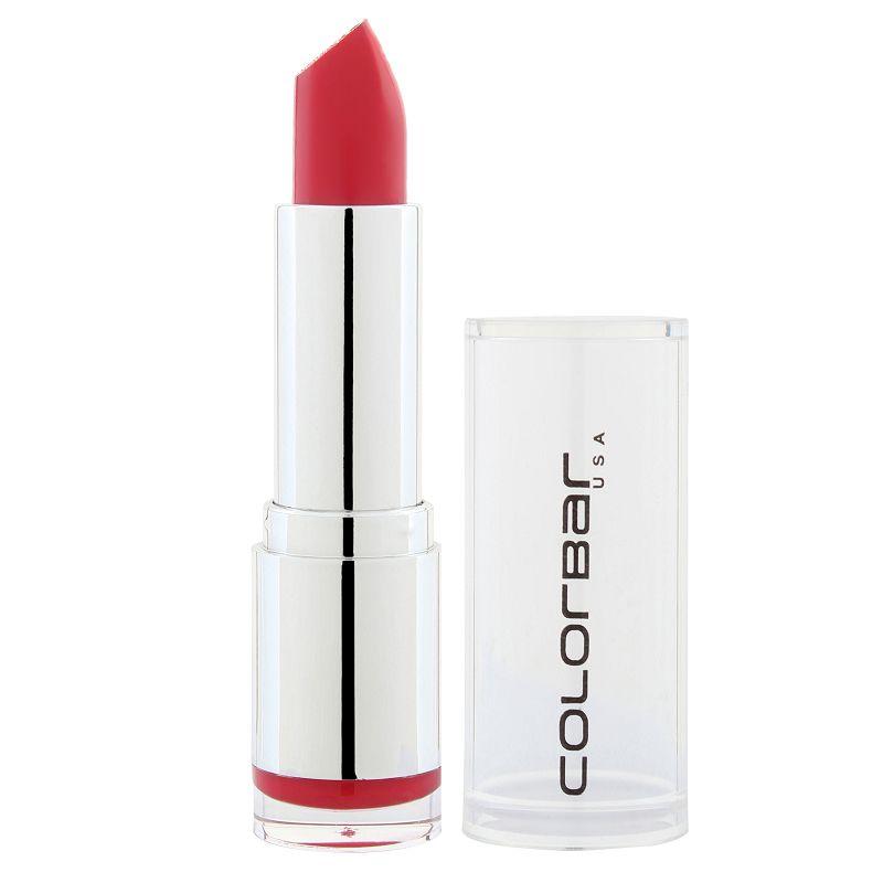 Colorbar USA Velvet Matte Lipstick Hot Hot Hot 01