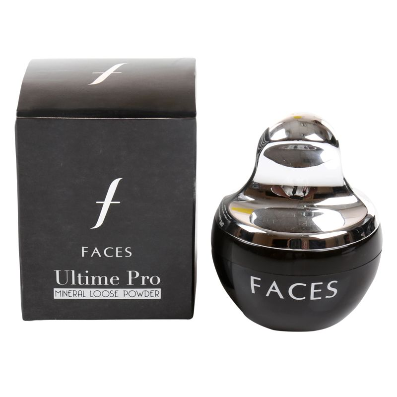 FACES Canada Ultime Pro Mineral Loose Powder Golden Beige 04 7gm