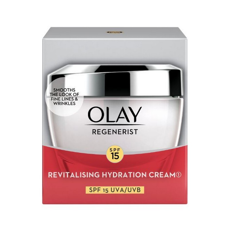 Olay Regenerist Advanced Anti Ageing Revitalising Hydration Day Cream SPF15 50gm