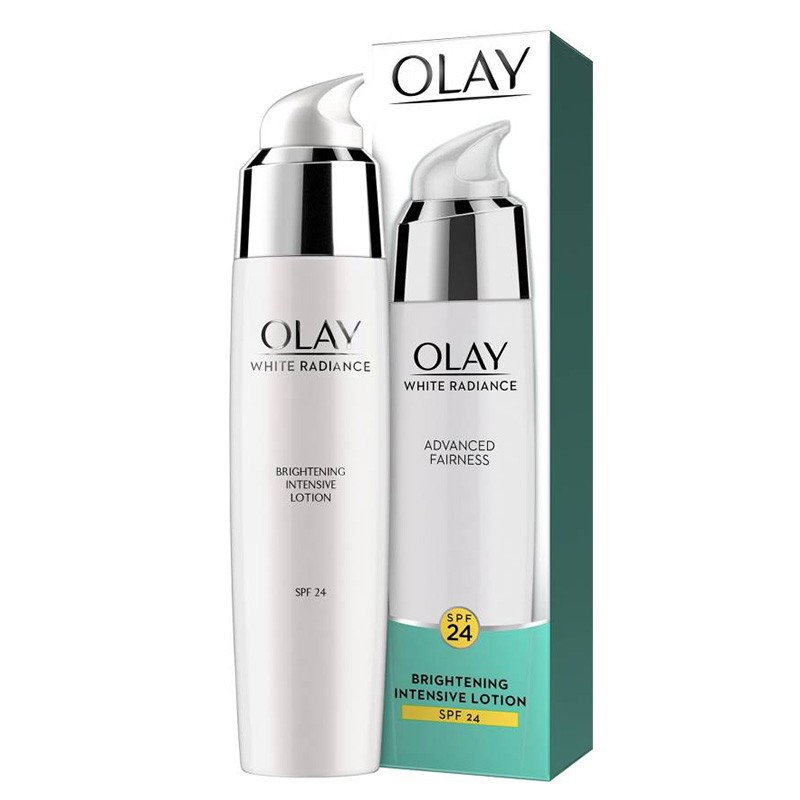 Olay White Radiance Brightening Intensive Lotion SPF24 75ml