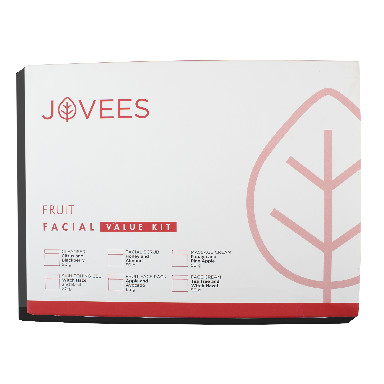 Jovees Fruit Facial Value Kit