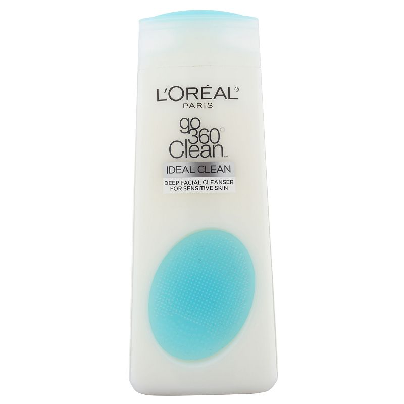 abfab66649e Buy LOreal Paris Go 360 Deep Facial Cleanser For Sensitive Skin 178ml