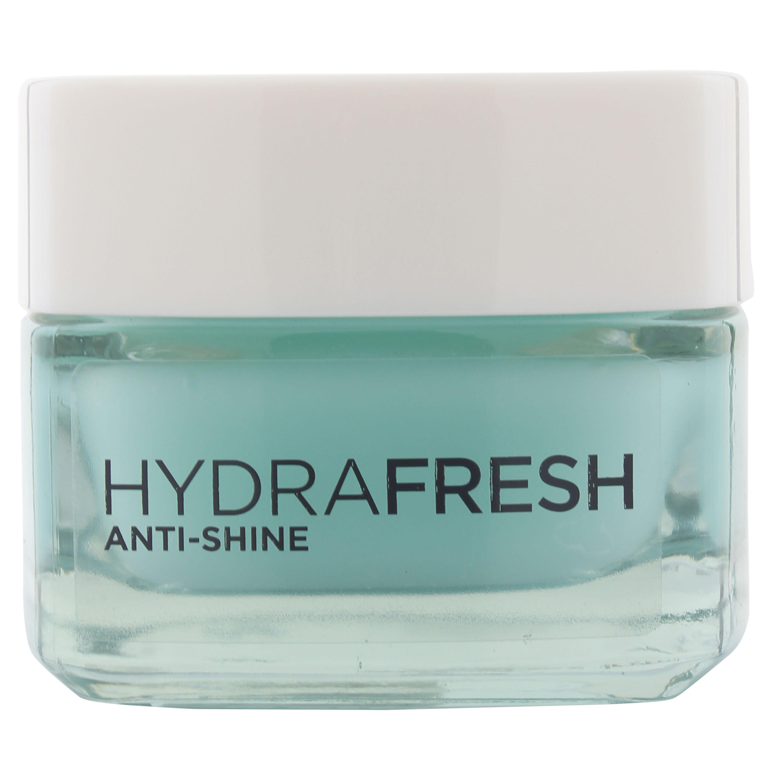 L'Oreal Paris Hydrafresh Anti-Shine Purifying & Matifying Icy Gel