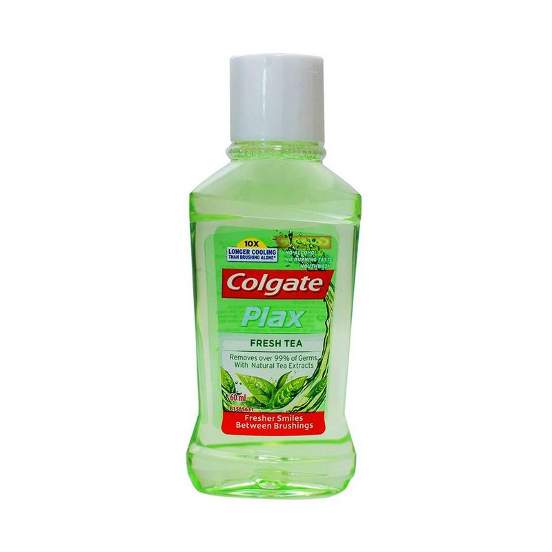 Colgate Plax Fresh Tea Mouth Wash 60ml