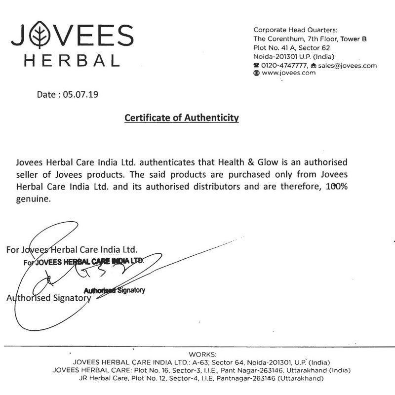 Jovees Mini Pearl Whitening Facial Value Kit