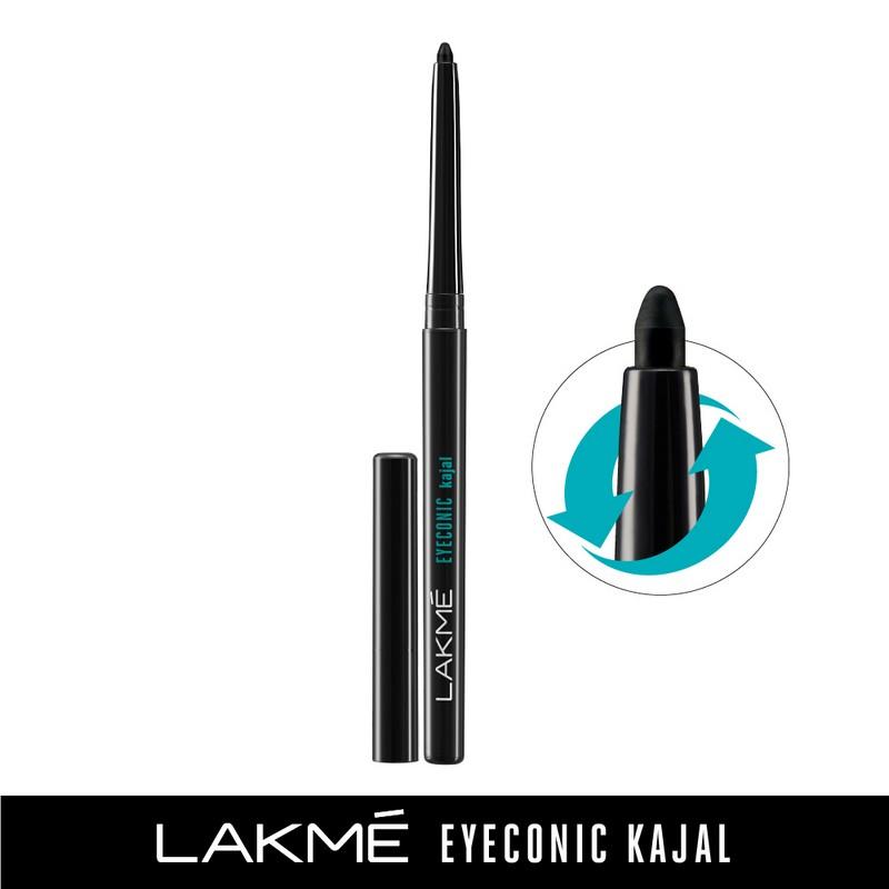 Lakme Eyeconic Kajal Black