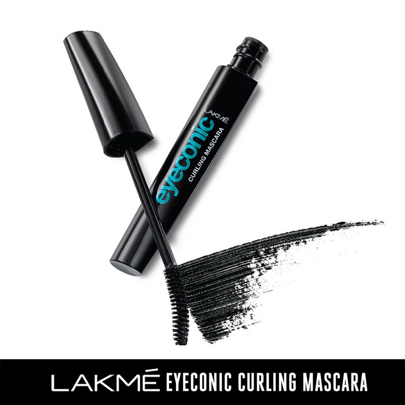 Lakme Eyeconic Curling Mascara Black 9ml