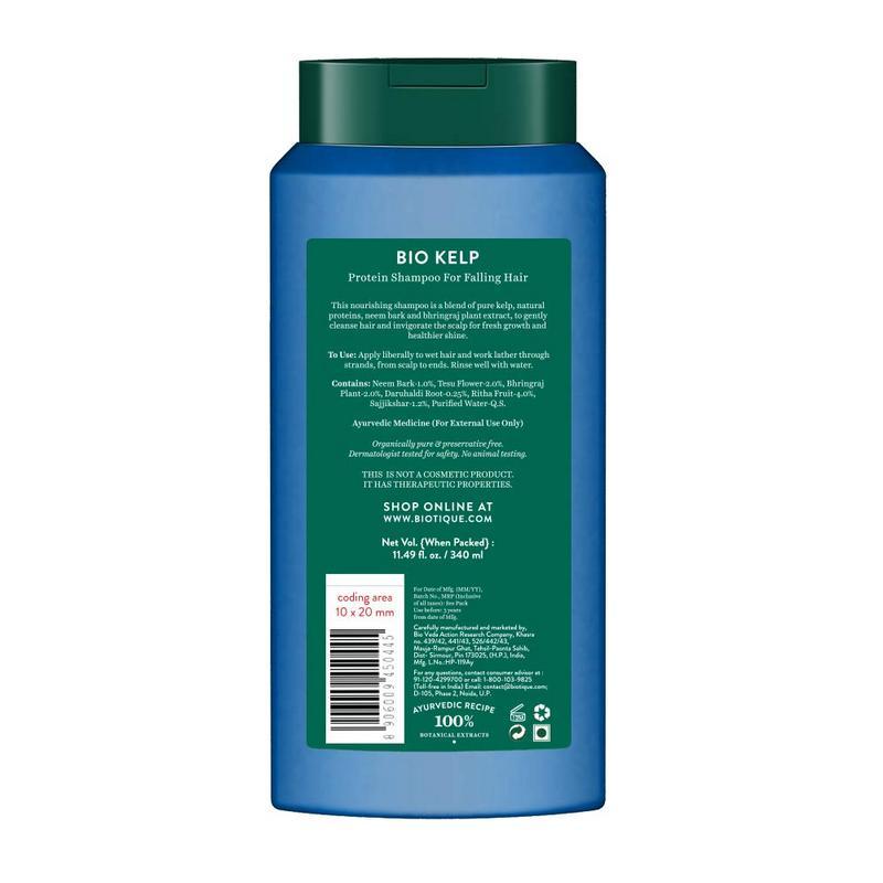 Biotique Bio Kelp Protein Shampoo For Falling Hair 400ml