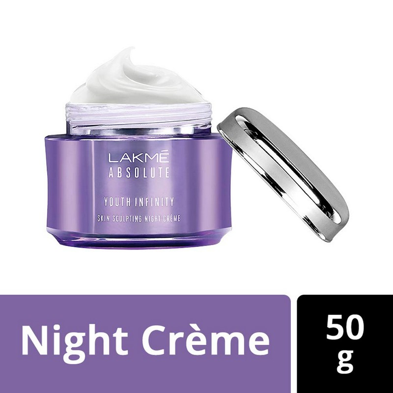 Lakme Absolute Youth Infinity Skin Sculpting Night Cream 50gm