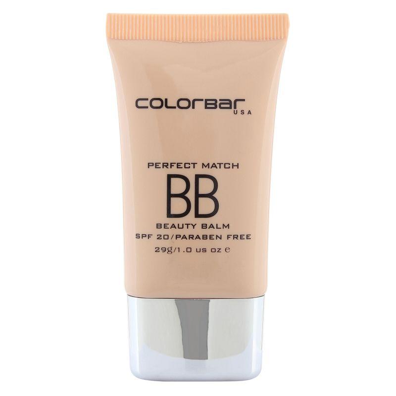 Colorbar USA Perfect Match Beauty Balm Vanilla Creme 01