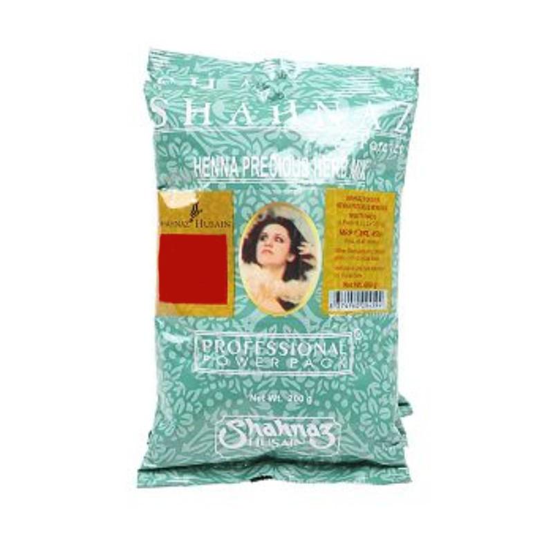 Shahnaz Hussain Professional Power Henna Precious Herb Mix 200gm Pack Of 3