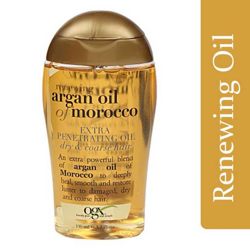 Organix Renewing Argan Oil Of Morocco Extra Penetrating Oil 100ml