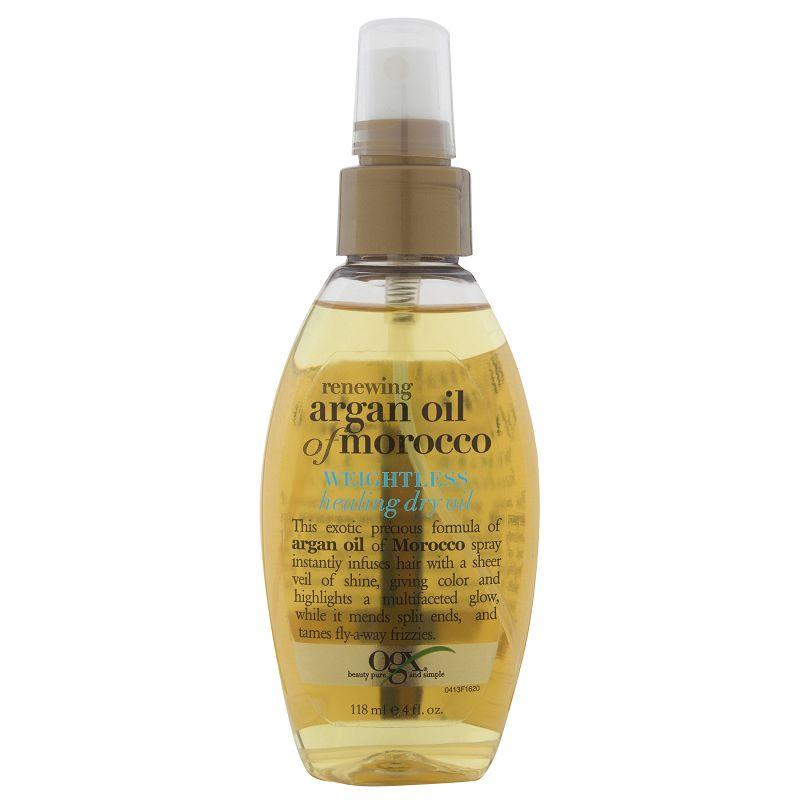 Organix Argan Oil Moroccan Weightless Healing Hair Oil 118ml
