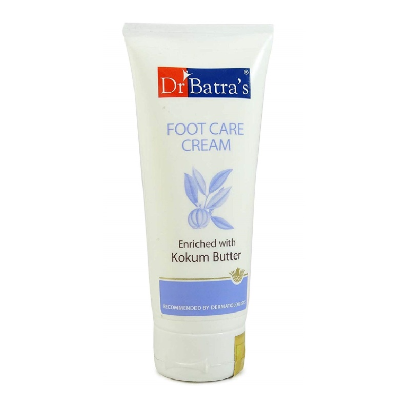 Dr Batras Foot Care Cream Enriched With Kokum Butter 100gm