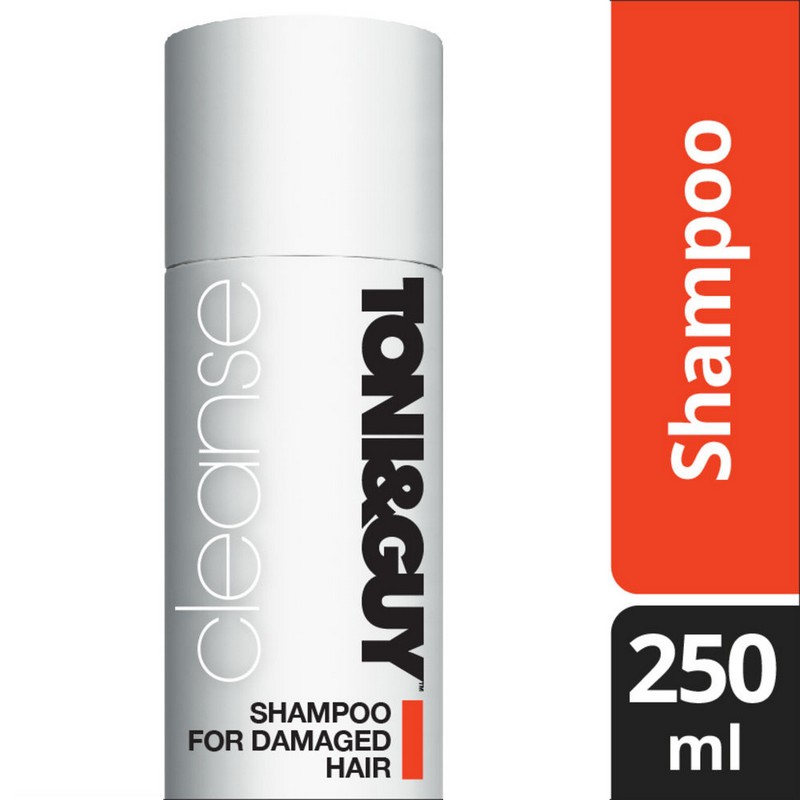 Toni & Guy Damage Repair Shampoo 250ml