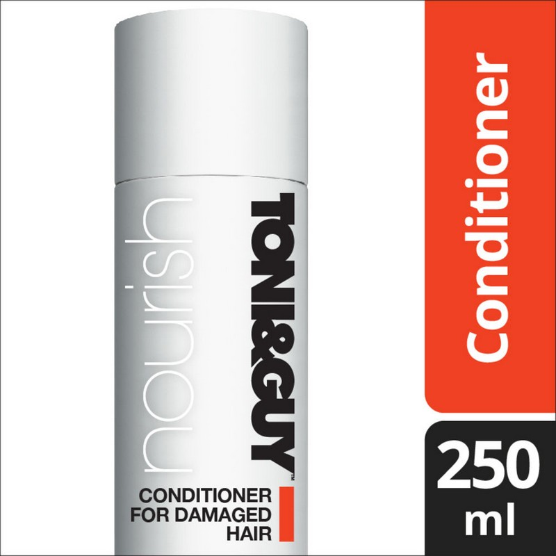 Toni & Guy For Damaged Hair Conditioner 250ml