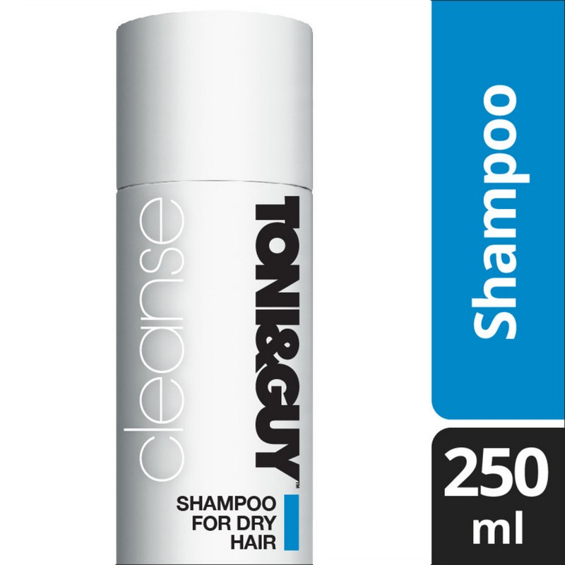 Toni & Guy Smooth Definition Shampoo For Dry Hair 250ml