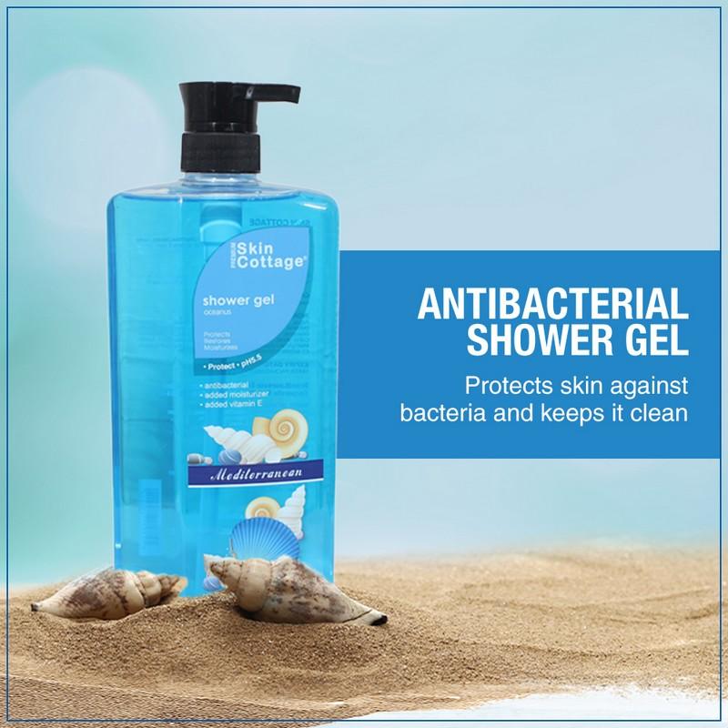 Skin Cottage Shower Gel Ocean 1000ml