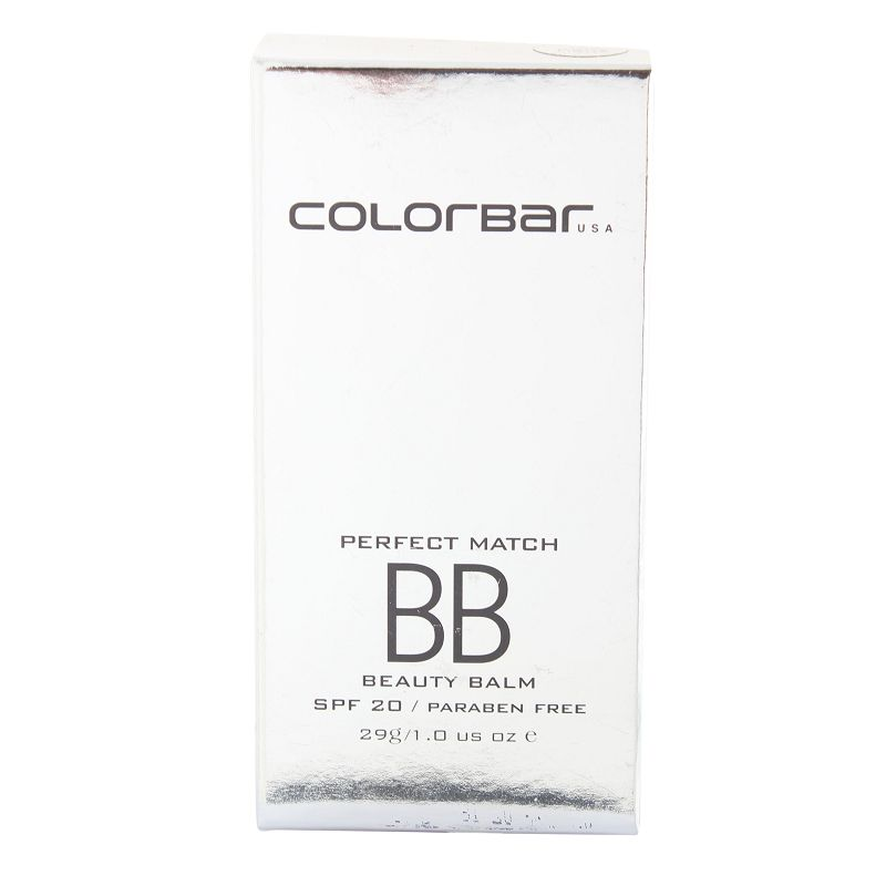 Colorbar USA Perfect Match Beauty Balm White Light 100