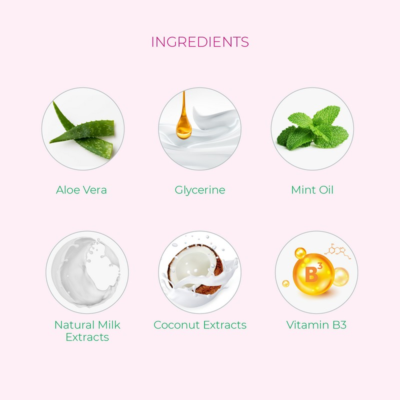 Clean & Dry Daily Intimate Wash 90ml