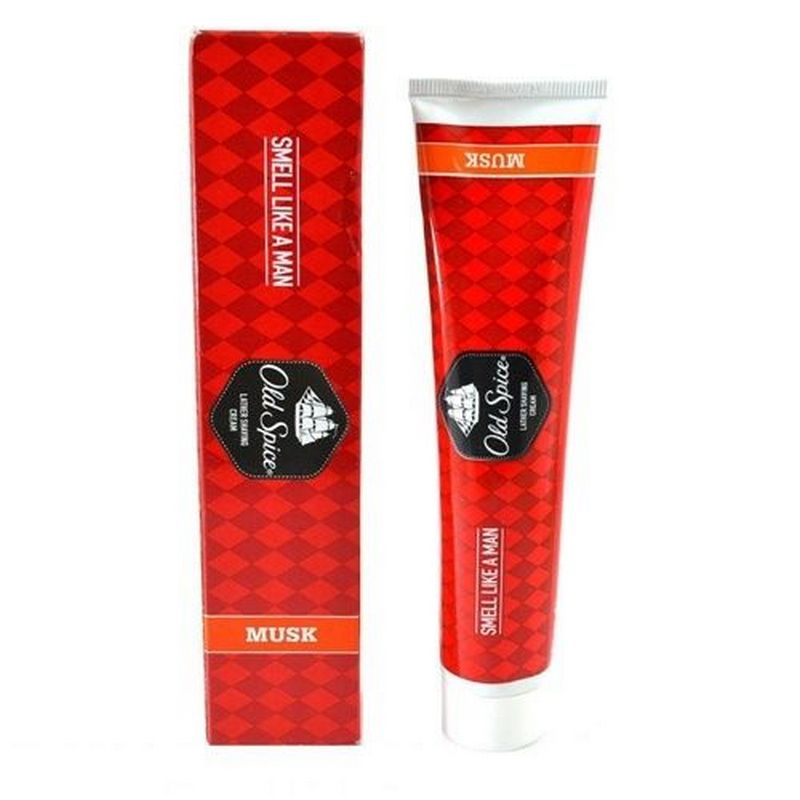 Old Spice Musk Lather Shaving Cream 70gm